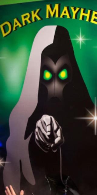 Wishbone | Dark Mayhem or Super President Kickbutt