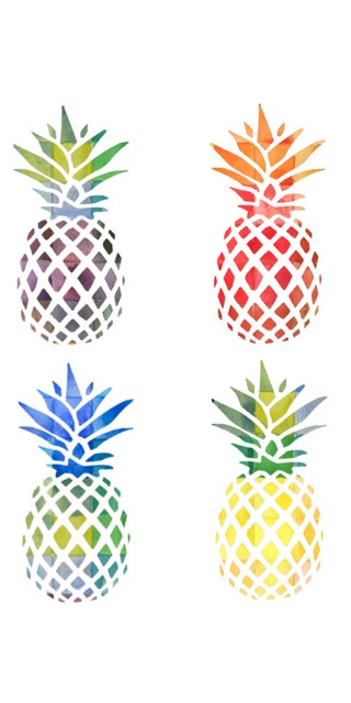 Wishbone | Which Tumblr Pineapple Screensaver? : Created by pugshugsandkisses : 2 Votes Since ...